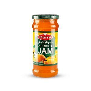Durra Sliced Apricot Jam 2x430g