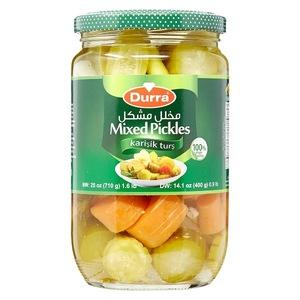 Durra Cucumber Pickled 6x2x710g