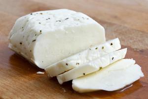Cheese Halloumi Fresh Low Salt 1pack