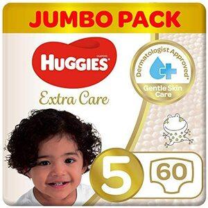 Huggies Extra Care Size 5 Jumbo 60s
