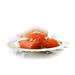 Lokmanbey Frozen Pumpkin Dessert (Dondurulmus Kabak Tatlisi) 500g