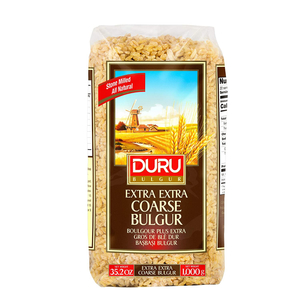 Duru Extra Coarse Burghul (Basbasi Bulgur) 1000g