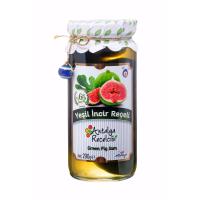 Antalya Recelcisi Green Fig Jam (Yesil Incir Receli) 290g