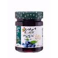 Antalya Recelcisi Blueberry Jam Sugar Free (Seker Ilavesiz Yaban Mersini Receli) 370g