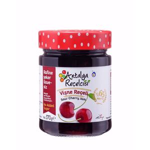 Antalya Recelcisi Sour Cherry Marmalade (Visne Marmeladi) 370g