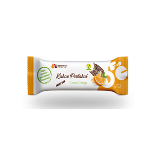 Cocoa Orange Fruit Bar (Kakao Portakal) 25g