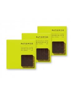 Patiswiss Pistachio Milk Chocolate 70g