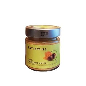 Patiswiss Honey Hazelnut Paste 210g