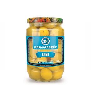 Marmarabirlik Cracked Green Olives 400g