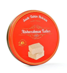 Abdurrahman Tatlici Plain Helva 300g