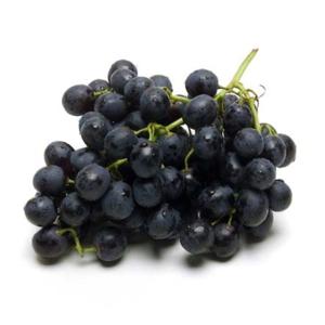 Grapes Black Egypt 500g