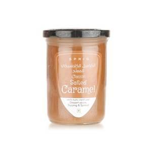 Sprig Dessert Sauce Salted Caramel 290g