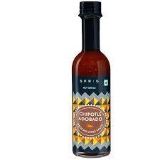 Sprig Chipotle Adobado Mexican Chilli Sauce 65g
