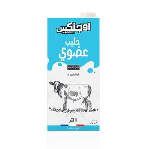 Oganix Organic Milk Full Fat 1L