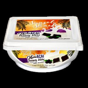Sunset Shack Frozen Mini Acai Cream Bar Choco 500g