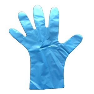 Udo Disposable Gloves Tpe Large 100s
