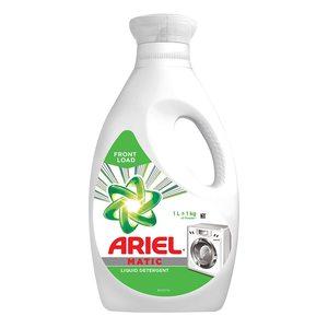 Ariel Detergent Liquid Fragrant Rose 2L