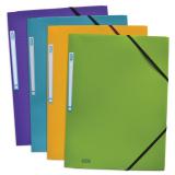 Elba A4 Elastic Folder 1pc