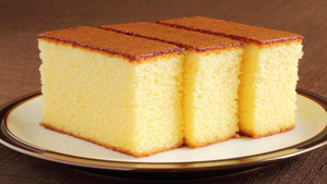 Sponge Cake 1pc