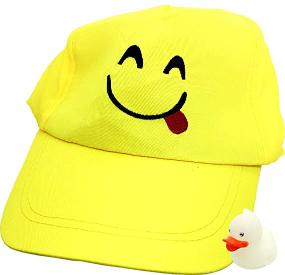 Emoji Boys Cap 1pc
