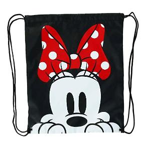 Disney Minnie Drawstring Bag 1pc