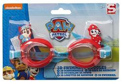 Nickelodeon Pawpetrol 3D Swim Goggle 1pc