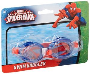 Marvel Spideman Swim Cap Goggle 1pc