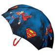 Warner Bros Superman Umbrella 1pc