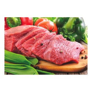 Pakistan Beef Boneless 500g