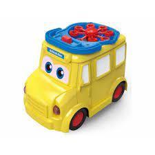 Wanna Bubble Bump & Go Bubble Bus 1pc