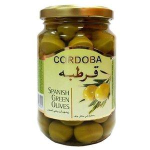 Cordoba Plain Green Olives 2x230g