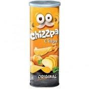 Chizzpa Chips Assorted 160ml