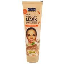 Cosmo Facial Peel Off Mask Sandalwood 150ml