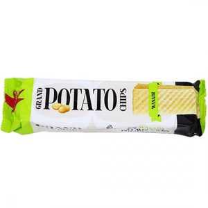 Grand Potato Chips Wasabi 90g