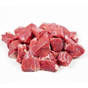 Fresh Mutton Boneless Local 500g