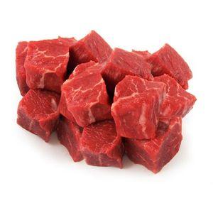 Fresh Beef Cubes Local 500g