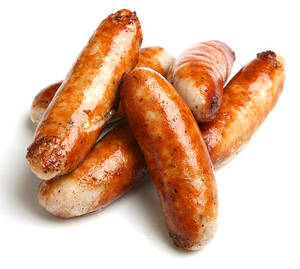 Fresh Lamb Sausages Spicy 500g