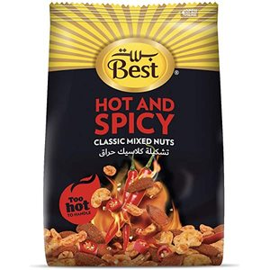 Best Mix Hot & Spicy Classic Mixed Nuts 150g