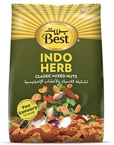 Best Indo Herb Classic Mixed Nuts 150g