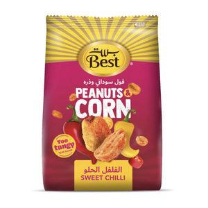 Best Peanuts & Corn Sweet Chili 150g
