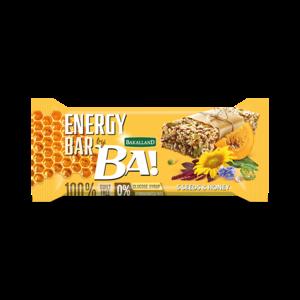 Ba Energy Bar 5 Seeds & Honey 40g