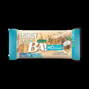 Ba Energy Bar 5 Grains Coconut & Chia 30g