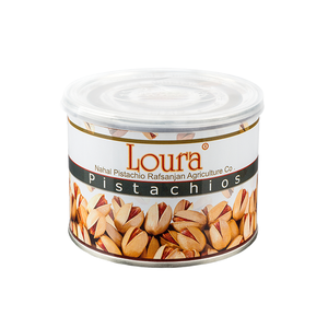 Loura Premium Quality Salted & Roasted Pistachios 220g