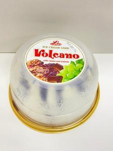 Lasunka Ice Cream Volcano with Raisins & Walnuts 1kg