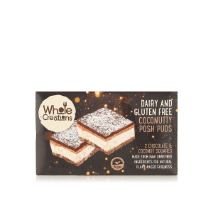 Whole Creations Coconutty Posh Puds Gluten Free 130g