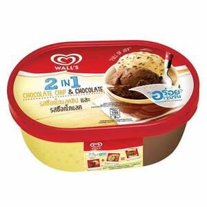 Walls Vanilla + Coco Tubs 2x1L