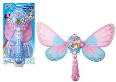 Dubble Bubbles Light & Sound Fairy Bubble Wand 1pc