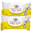 Cool & Cool Toilet Wipes Twin Pack 2x48s
