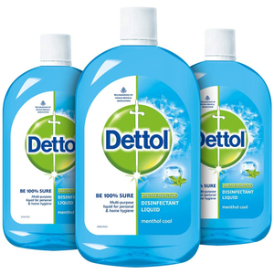 Dettol Cool Twin Pack 2x400ml