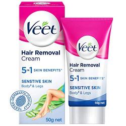 Veet Pure Sensitive Skin Cream 100ml